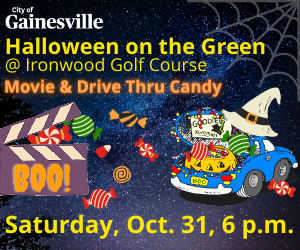 City of Gainesville Halloween on the Green