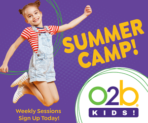 O2B Kids Summer Camp