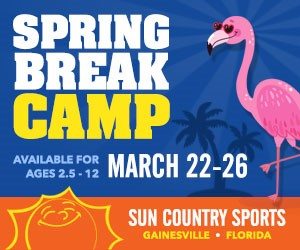 Sun Country Spring Break Camp