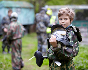 Kids Gainesville: Laser Tag and Paintball  - Fun 4 Gator Kids