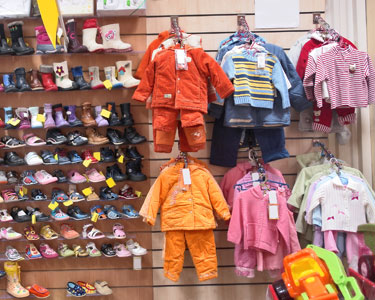 Kids Gainesville: Clothing and Shoe Stores - Fun 4 Gator Kids