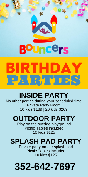 Bouncers Parties