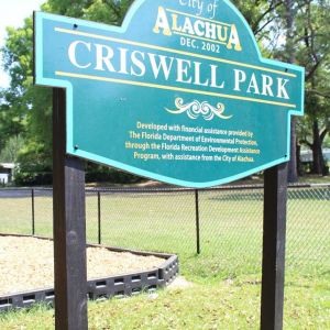 Gerald Criswell Park