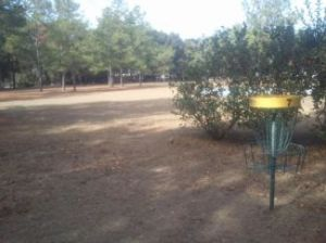 Barr Systems Disc Golf Course