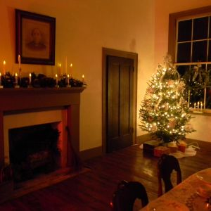 12/13 Haile Homestead Holidays by Candlelight