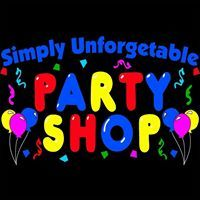 Simply Unforgettable Party Shop, A